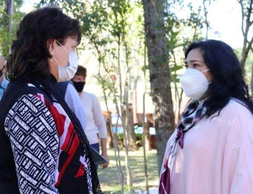 Reunión de ASICOTUR con la Ministra de Turismo de Paraguay