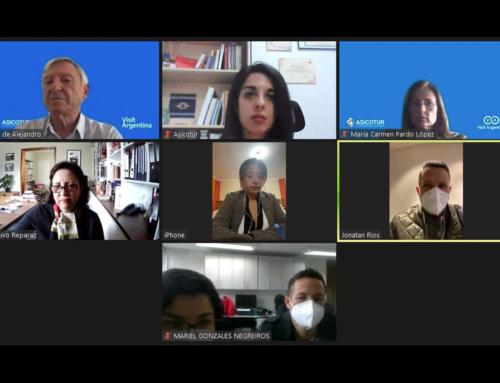 Reunión de ASICOTUR con el Gobierno de Perú